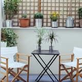 Apartment - Terrasse/Patio