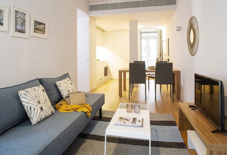 Hello Lisbon Baixa Chiado Apartments, Λισσαβώνα, Διαμέρισμα, 1 Υπνοδωμάτιο, Δωμάτιο
