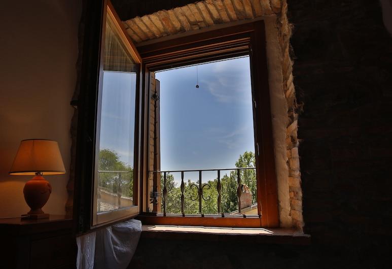 Agriturismo Valle del Tione, Orvieto, Апартаменти, з видом на сад (Torretta), Вид з номера