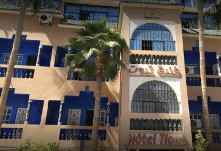 Hotel Tiout, Taroudannt, Hotel Front
