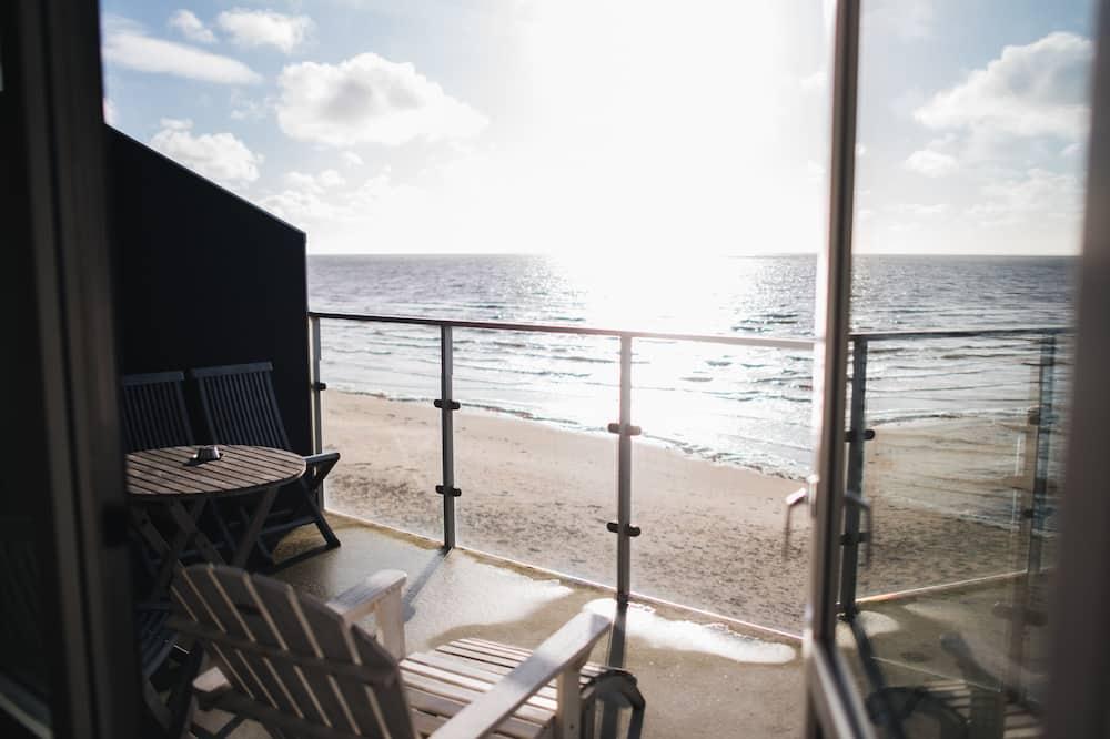 Habitación doble Deluxe (Sea View) - Terraza o patio