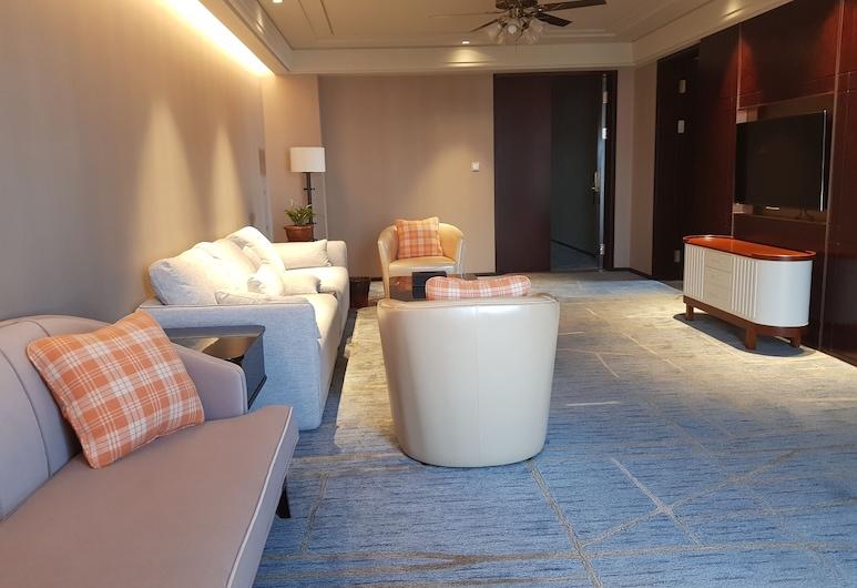 Nova Hotel, Antananarivo, Junior-Suite, Zimmer