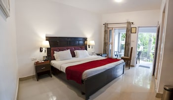 Foto van Swiss Cottage and Spa by Salvus in Rishikesh