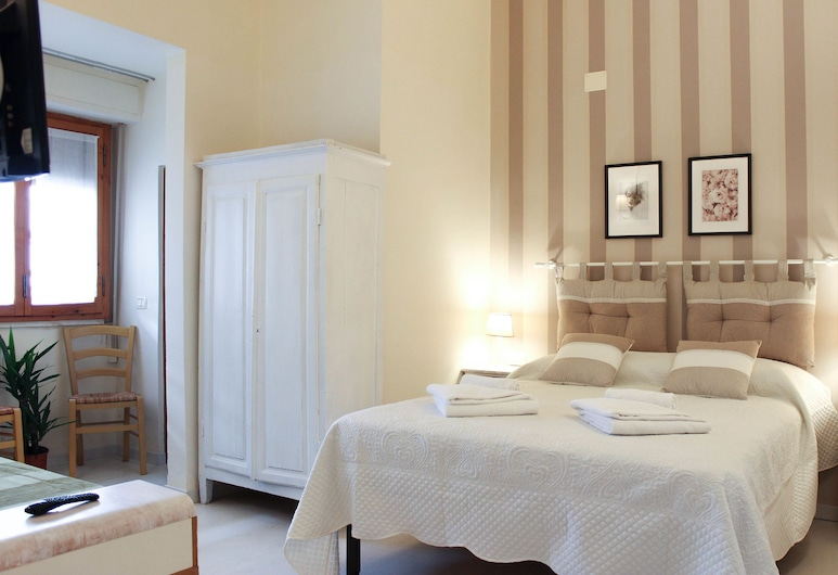 Locanda Giovanni Light, Florence, Double Room, Private Bathroom, Guest Room