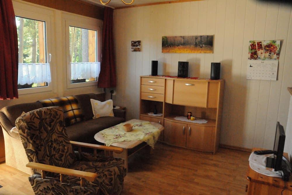 普通平房 - 客廳