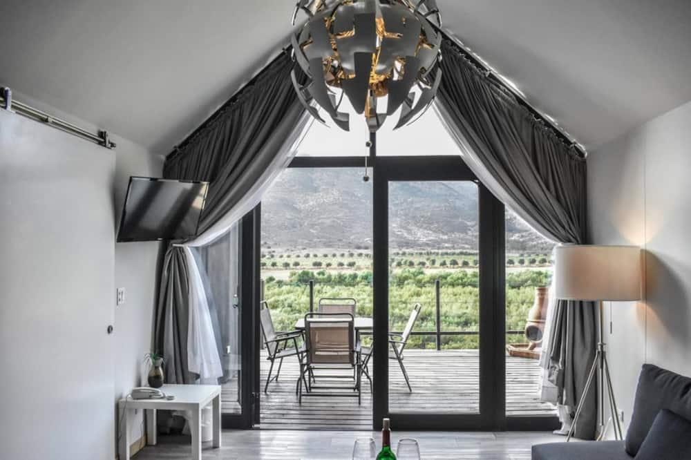 Cabaña Junior Doble - Vista do quarto