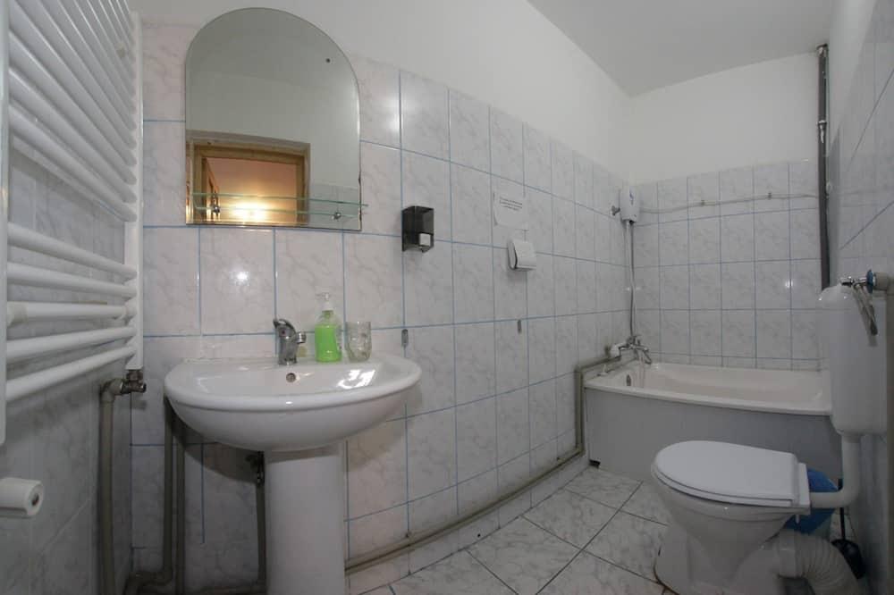 Habitación con 2 camas individuales, 2 camas individuales, para no fumadores - Baño