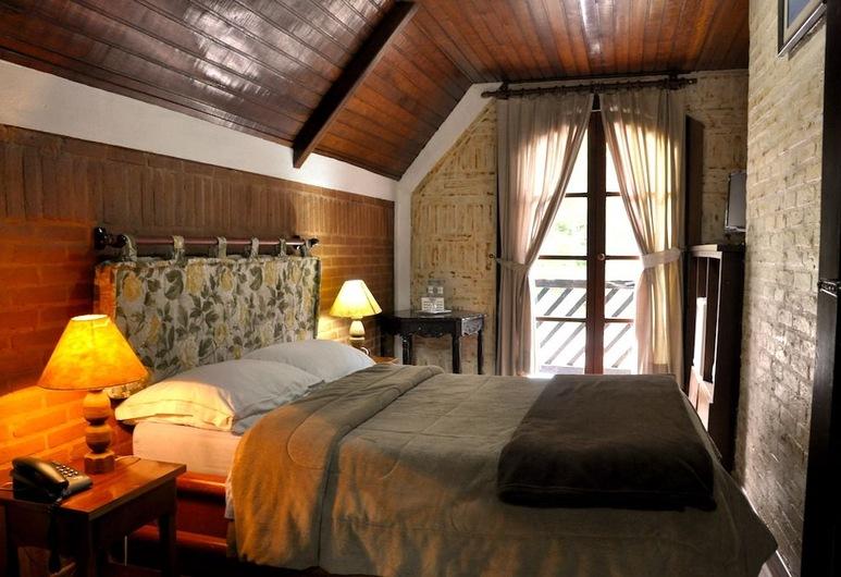 Pousada do Sino , Campos do Jordao, Double Room, Balcony, Guest Room