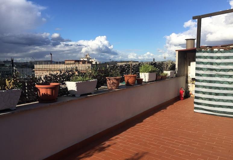 巴基客房酒店, 羅馬, 陽台