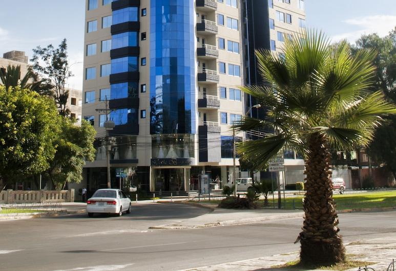 Apart Business Torre Azul, Cochabamba, Fassaad