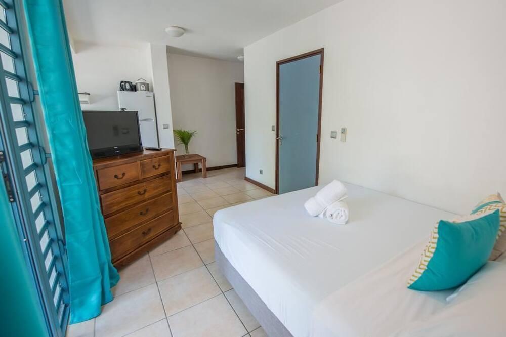 Monolocale, 1 letto queen - Area soggiorno