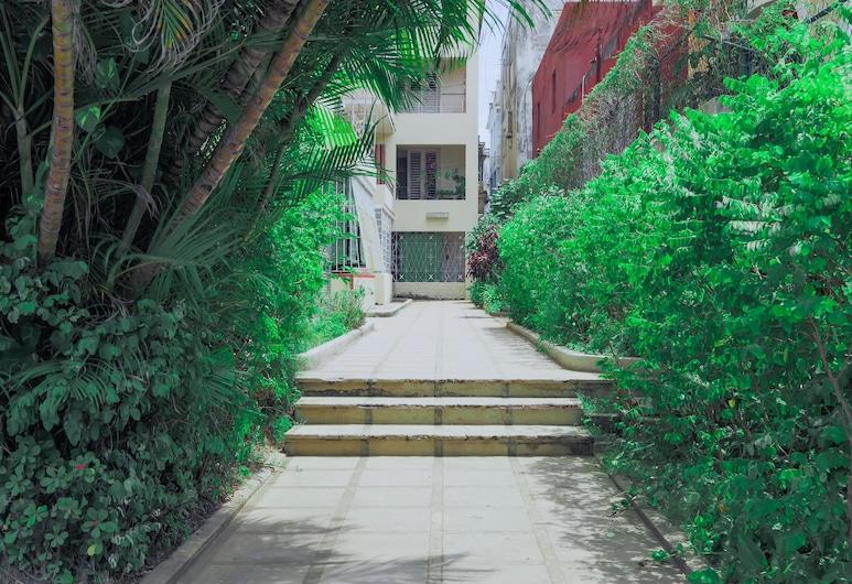 Gran Terraza Mylena & Otto's apartment in Havana, Havana, Ingang van hotel