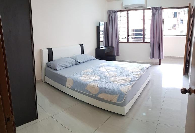 武吉免登附近 24A 家庭旅館, 吉隆坡, 公寓, 4 間臥室, 客房
