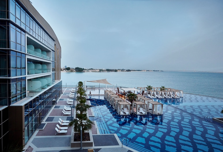 Royal M Hotel & Resort Abu Dhabi, Abu Dhabi, Terrace/Patio