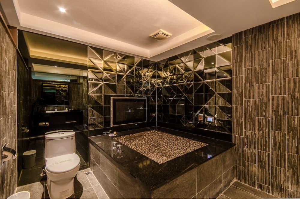 豪華雙人房, 1 張加大雙人床, 非吸煙房 - 浴室