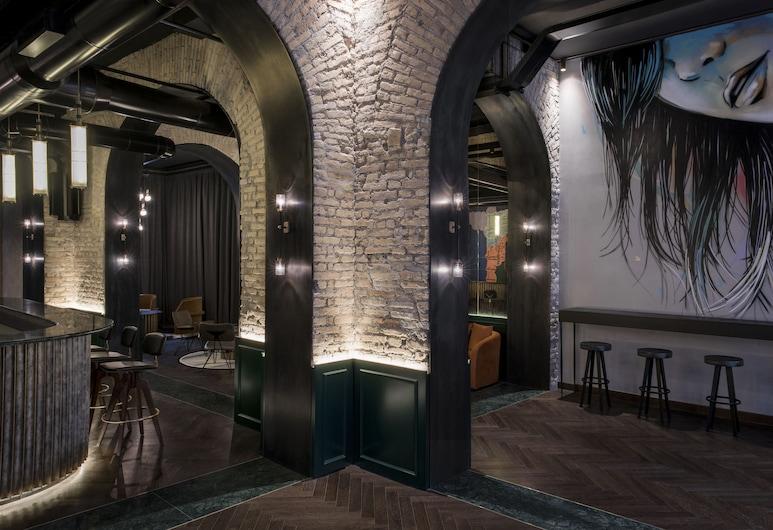 Hotel Chapter Roma, Rím, Hotelový bar
