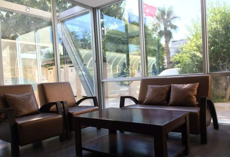 Ataer Hotel, Antalya, Sitzecke in der Lobby