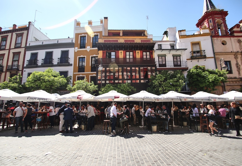 Lovely apartmet in historical centre, Seville, Pohľad na zariadenie