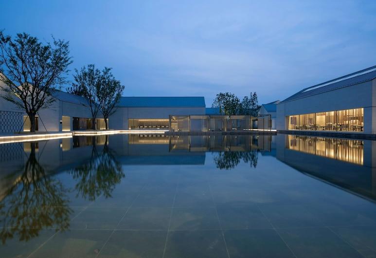 Alila Wuzhen, Zhejiang, Цзясинь, Вид снаружи / фасад