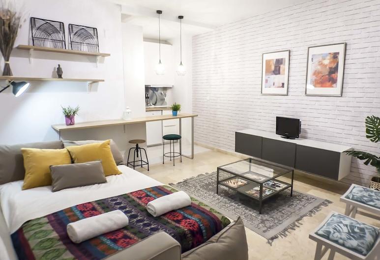 San Eloy Dream Apartment, Seville, Apartmán, 1 spálňa, nefajčiarska izba, Obývacie priestory