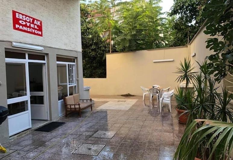 Ersoy Ak Pansiyon, Antalya, Hotelfassade
