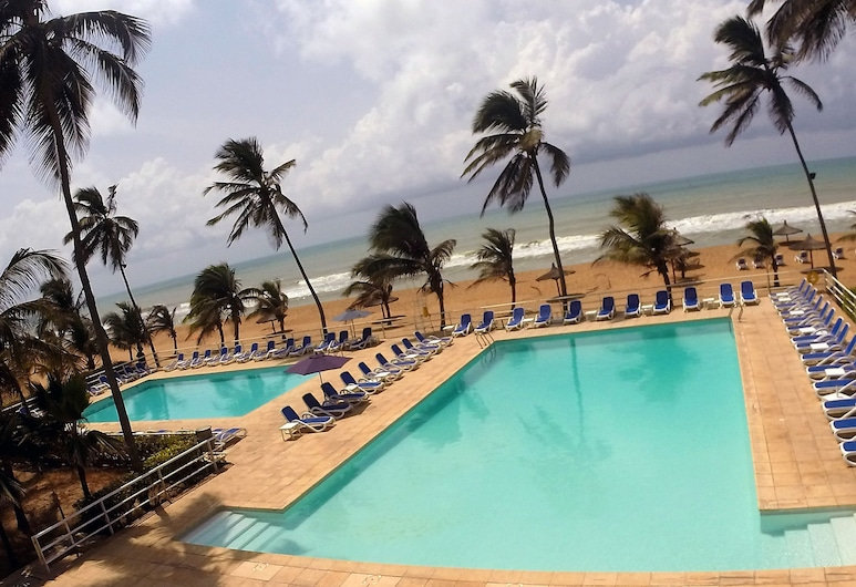 La Casa Del Papa, Ouidah, Pool