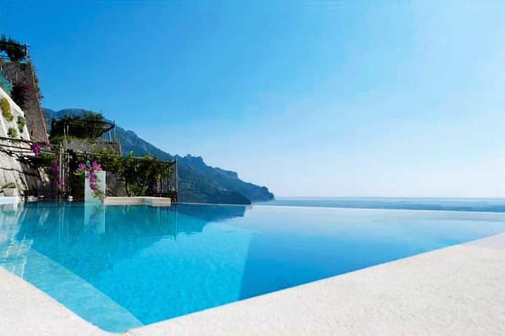 Villa Principessa - Sea Access, Pool, Sea View by Amalfivacation.it