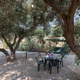 开放式客房, 简易厨房, 花园景观 - 花园景观