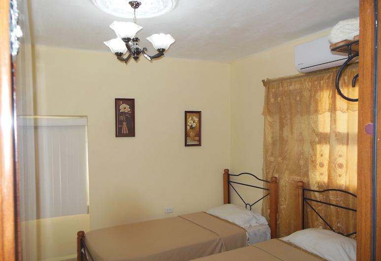 Casa Jesús y patricia, Havana, Familielejlighed - flere senge - ryger, Værelse