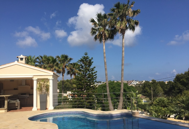 Casa Celestial, Calpe, Εξωτερική πισίνα