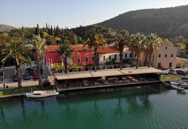 Hotel Vimbula, Dubrovnik, Fachada