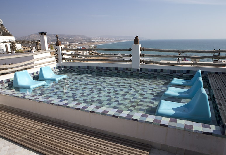 Munga Guesthouse, Taghazout, Terrace/Patio