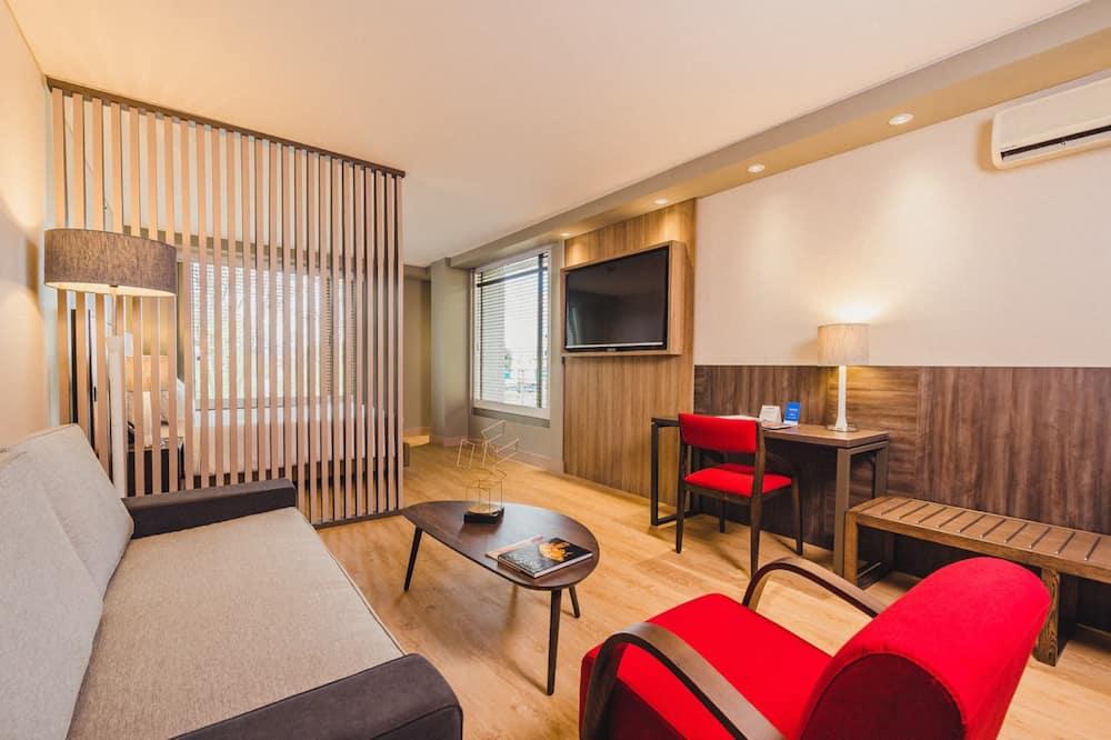 Junior Suite Premium - Living Area