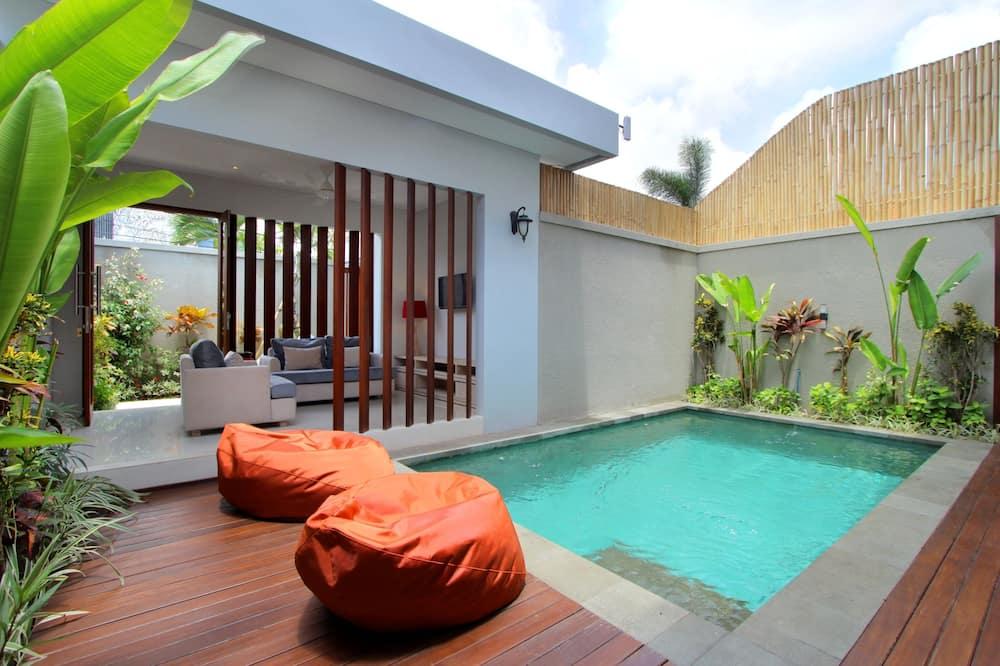Villa - 2 soveværelser - Privat pool