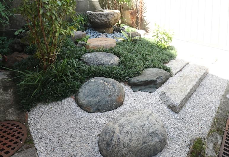 교마치야 하나, Kyoto, 정원