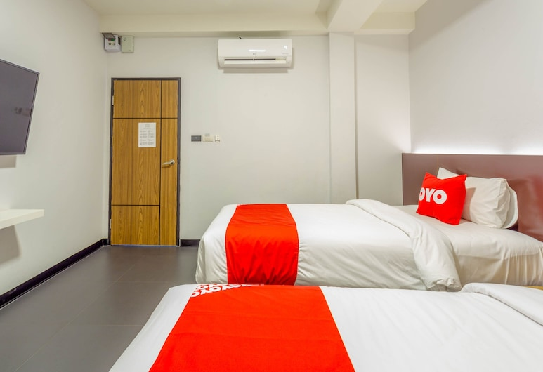 OYO 1015 Once More Hostel, Chiang Mai, Tomannsrom – premium, delt bad, Gjesterom