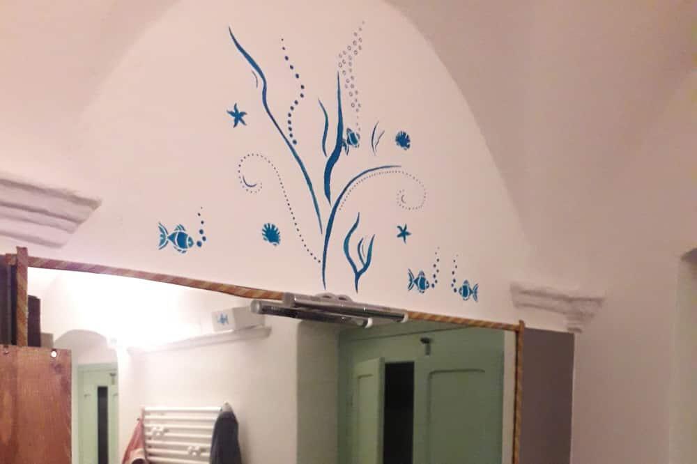 Standaard tweepersoonskamer, privébadkamer (External) - Badkamer