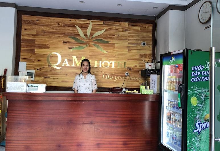 卡米飯店, 峴港, 櫃台