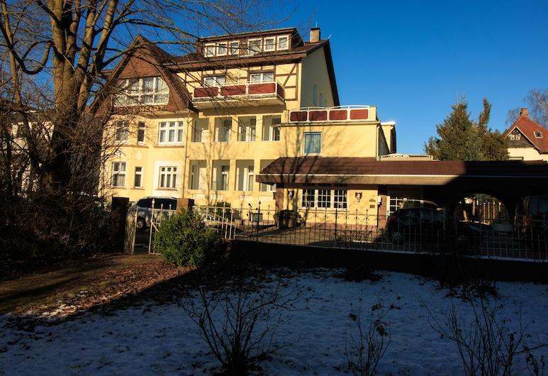 HELDT, Bad Pyrmont, Įėjimas į viešbutį