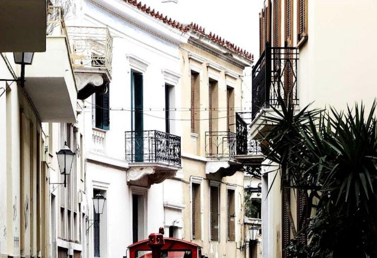 Back To Tradition In The Heart Of Plaka, Atenas, Área da acomodação