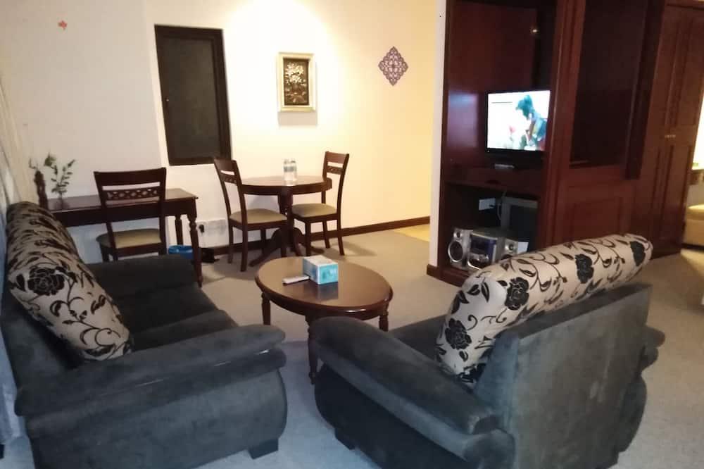 Apartmán typu Superior, 1 spálňa - Obývacie priestory