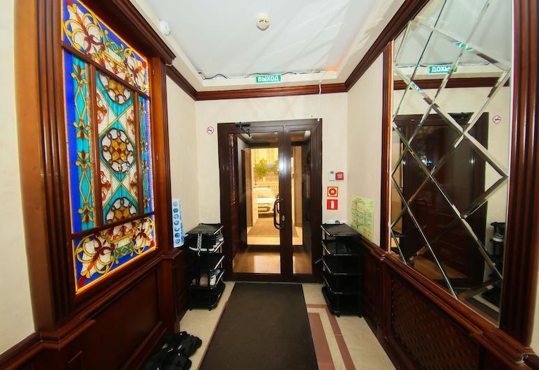 Kupe Capsule Hotel & Hostel, Kazan, Lobby