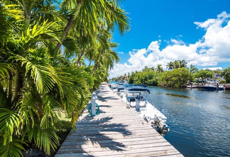 開曼別墅棕櫚高地住宅飯店, 七哩海灘, 住宿範圍