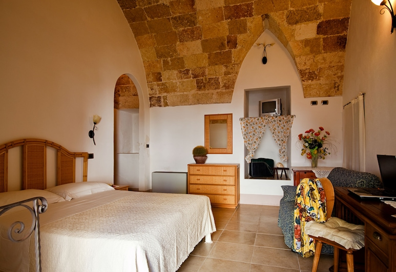 B&B Corte Fidele, Ugento, Comfort Double Room, 1 Queen Bed, Guest Room