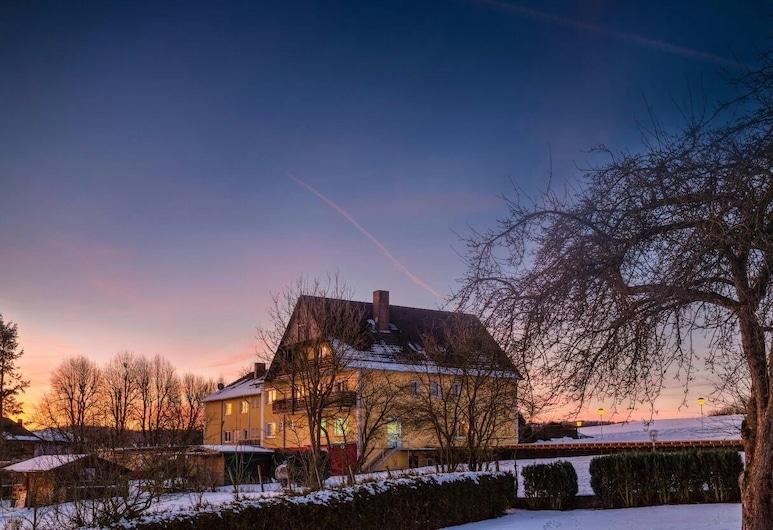 Knüllhotel Tann-Eck, Knullwald, Exterior
