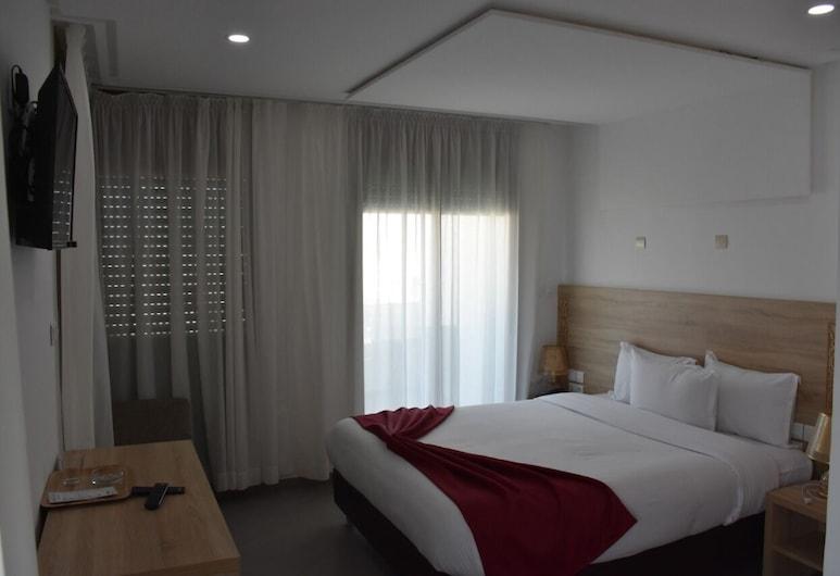 達克拉海灘酒店, 達赫拉, 普通套房, 1 張特大雙人床, 非吸煙房, 客房