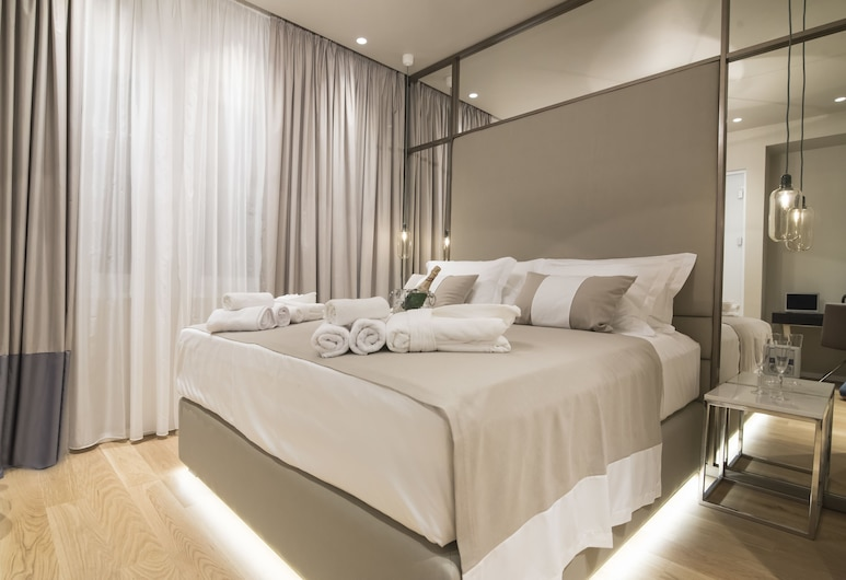 Fortuna Luxury Rooms, Split, Deluxe King Room - 3, Zimmer