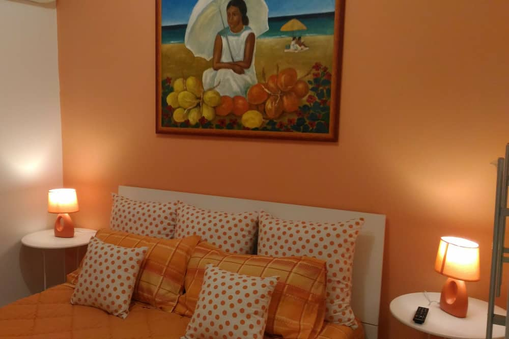 Comfort - kahden hengen huone, 1 suuri parisänky, Tupakointi kielletty - Pääkuva