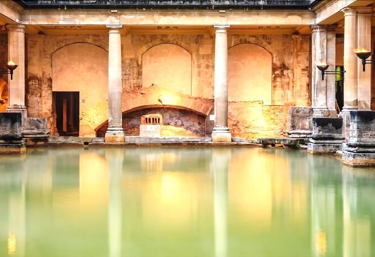 ذا بلاك فوكس, Bath, حمام سباحة