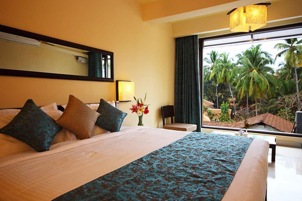 Standartinio tipo dvivietis kambarys, 1 labai didelė dvigulė lova, Nerūkantiesiems - Svečių kambarys